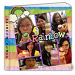Rainbow Power-cAREY - 8x8 Deluxe Photo Book (20 pages)