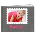 Hailey s Book - 7x5 Photo Book (20 pages)
