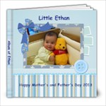 Ethan Albumn - 8x8 Photo Book (20 pages)