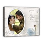 Our love 14x11 (stretched) Canvas - Canvas 14  x 11  (Stretched)