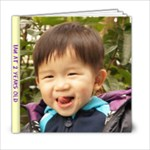 Ian 2 years old - 6x6 Photo Book (20 pages)