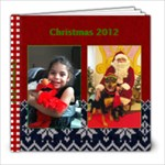 xmas 12 - 8x8 Photo Book (20 pages)