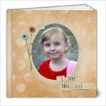 Love this Girl - 8x8 Photo Book (20 pages)