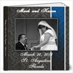 Mark and Karen - 12x12 Photo Book (20 pages)