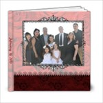 wedddding - 6x6 Photo Book (20 pages)
