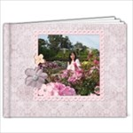 claire2 - 9x7 Photo Book (20 pages)