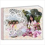 claire5 - 9x7 Photo Book (20 pages)