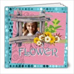 kids of flower - 8x8 Photo Book (20 pages)
