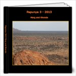 Papunya 3 - 12x12 Photo Book (20 pages)