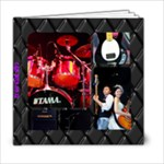 Rock n Roll - 6x6 Photo Book (20 pages)