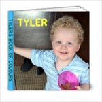 tyler - 6x6 Photo Book (20 pages)