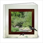 River book - 6x6 Photo Book (20 pages)