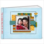 Wilson engagement May 2013 - 7x5 Photo Book (20 pages)