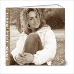 mama - 6x6 Photo Book (20 pages)