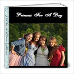 Princess Book - 8x8 Photo Book (20 pages)