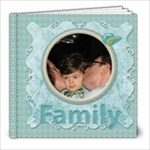 Eitan s 1st Birthday Party - 8x8 Photo Book (20 pages)