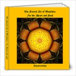 Mandalas for heart and soul - 8x8 Photo Book (20 pages)