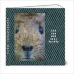 Snuffy Photobook - 6x6 Photo Book (20 pages)