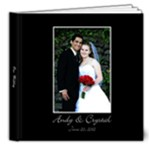 Simple Album - 8x8 Deluxe Photo Book (20 pages)