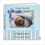 yanky 1st month - 6x6 Photo Book (20 pages)