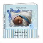yanky - 6x6 Photo Book (20 pages)