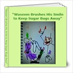 Waseem Brushes His Smile - 8x8 Photo Book (20 pages)