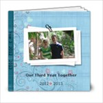 Year 3 - 6x6 Photo Book (20 pages)