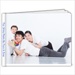 Face - 7x5 Photo Book (20 pages)