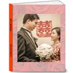 Hannah & Joe s Wedding - 8x10 Deluxe Photo Book (20 pages)