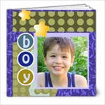 kids boy - 8x8 Photo Book (20 pages)