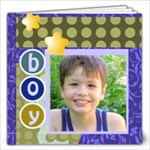 kids boy - 12x12 Photo Book (20 pages)