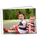 professional book - 9x7 Deluxe Photo Book (20 pages)