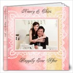 Nancy s Wedding - 12x12 Photo Book (20 pages)