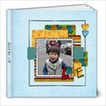 Peter - 8x8 Photo Book (20 pages)