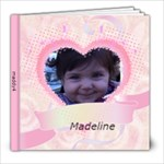 maddy4 - 8x8 Photo Book (20 pages)