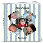 Edward David - 12x12 Photo Book (20 pages)