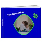 RECEPTION - 9x7 Photo Book (20 pages)