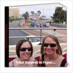 Vegas trip - 8x8 Photo Book (20 pages)