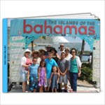 bahamas 9x7 - 9x7 Photo Book (20 pages)