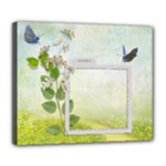 Winged Fantasy Stretched Canvas - Deluxe Canvas 24  x 20  (Stretched)
