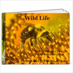 WildLifeBook - 9x7 Photo Book (20 pages)