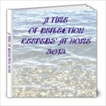 Timeofreflection - 8x8 Photo Book (20 pages)