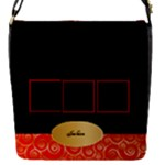 Red Classic Removable Flap Cover (small) - Removable Flap Cover (S)