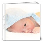 Cooper 1-4 weeks  - 8x8 Photo Book (20 pages)