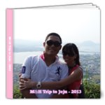 Romantic Trip to Jeju - Designed2 - 8x8 Deluxe Photo Book (20 pages)