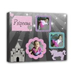 princess canvas 10x8 - Canvas 10  x 8  (Stretched)
