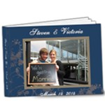 sign in book - 9x7 Deluxe Photo Book (20 pages)