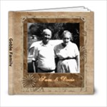 Goble Family - 6x6 Photo Book (20 pages)