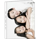 Pham July 2013 Book - 9x12 Deluxe Photo Book (20 pages)