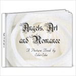 Angels, Art and Romance - 11 x 8.5 Photo Book(20 pages)